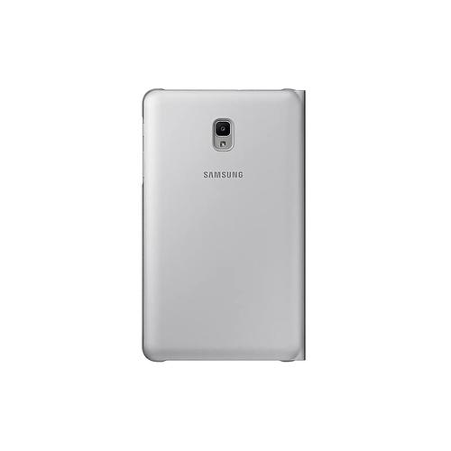 """Galaxy Tab A 8.0"""" (New) Book Cover, Silver"""
