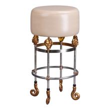 See Details - Armory Tall Putty Bar Stool