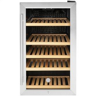 GE 4.1 Cu. Ft. Beverage Centre Stainless Steel - GVS04BQNSS