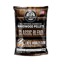 20 LB Classic Blend Hardwood Pellets (Free Shipping)