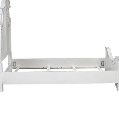 California King Panel Bed Rails