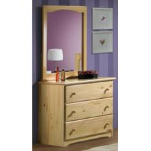 See Details - Single Dresser With Mirror