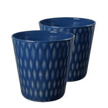 Orchid - 2 pc Planter Set