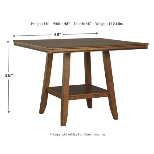 Glennox Counter Height Dining Room Table