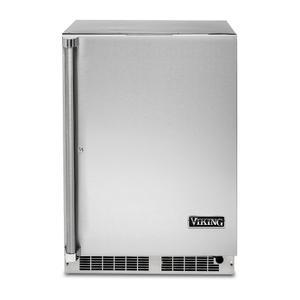 "Viking24"" Solid Door Undercounter Refrigerator - VRUO"