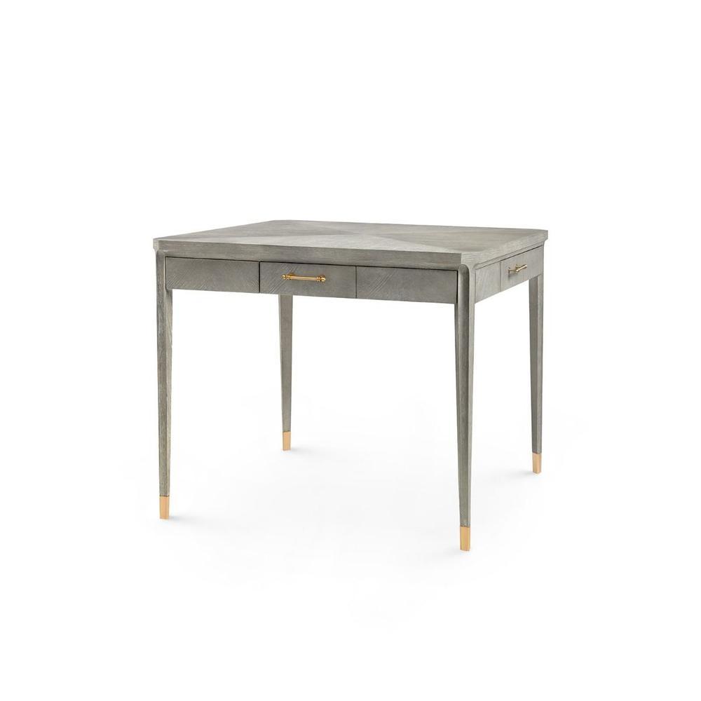 See Details - Bertram Game Table, Gray