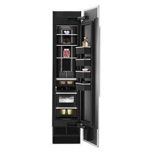 """JennAir - 18"""" Built-In Freezer Column (Right-Hand Door Swing)"""