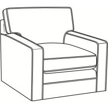 View Product - Gramercy Park Swivel Chair