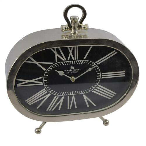 See Details - Bond Street Oval Clock