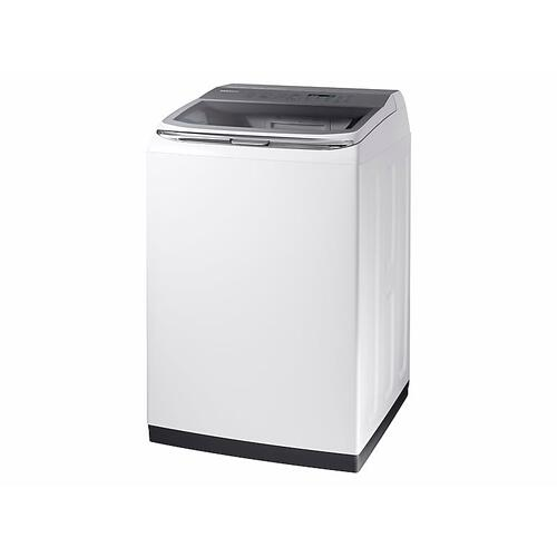 5.4 cu. ft. activewash™ Top Load Washer with Integrated Touch Controls in White