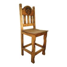 "24"" Wooden Bar Stool - Texas Star"