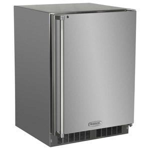 Marvel24-In Outdoor Built-In All Refrigerator with Door Swing - Right