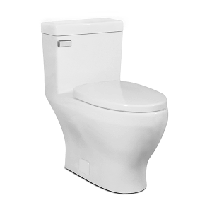 White CADENCE One-Piece Toilet Product Image