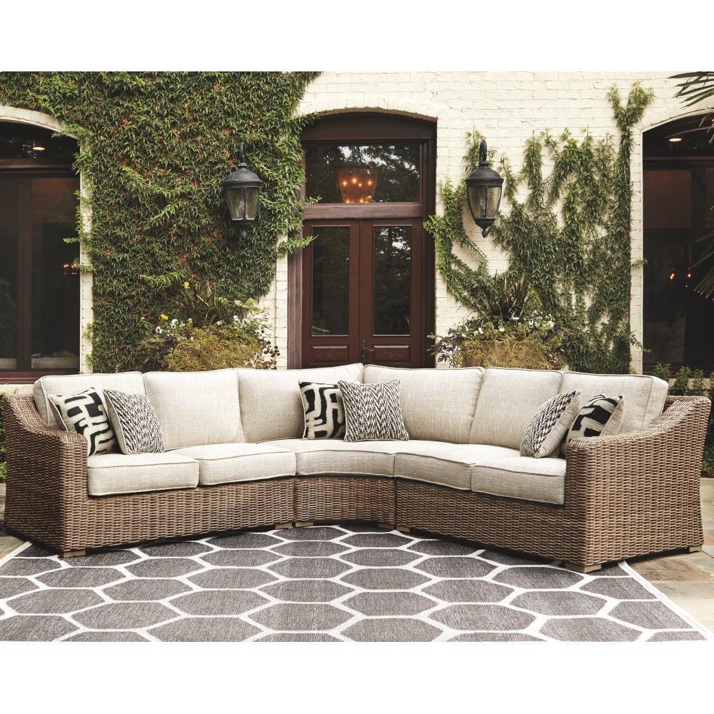 Beachcroft 3-piece Outdoor Seating Set