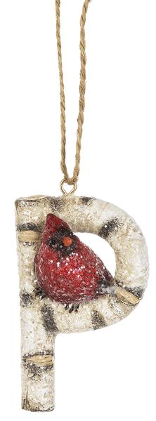 Ornament - P