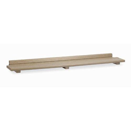 Piedmont Terrace Shelf