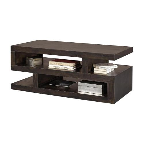 Aspen Furniture - S Cocktail Table