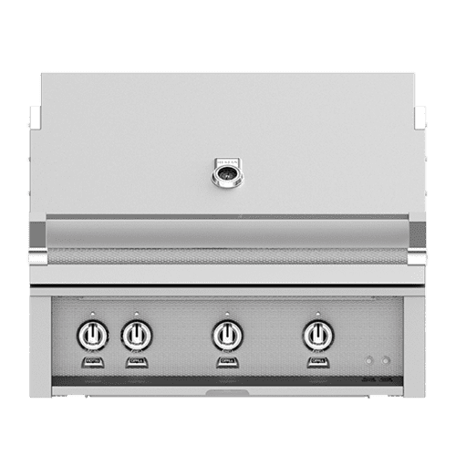 "Hestan 36"" Built-In Grill with Rotisserie LP"