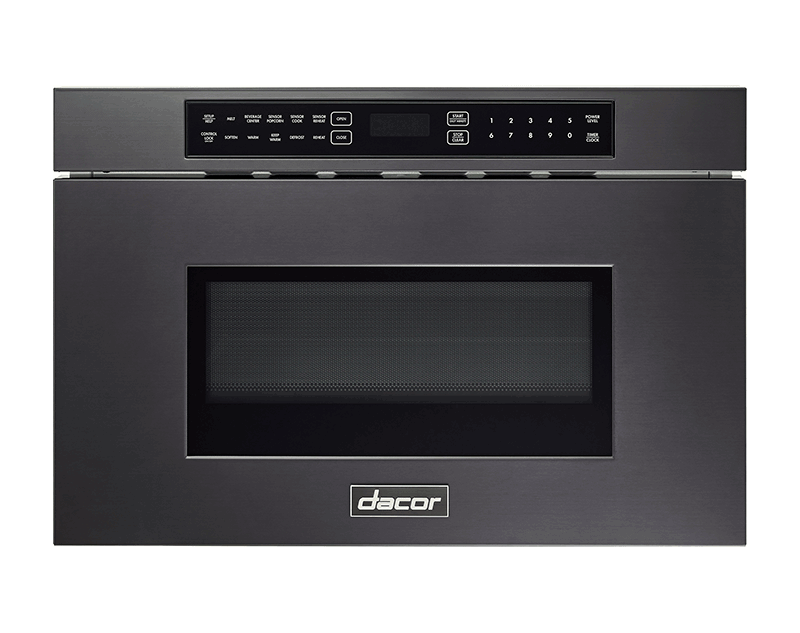 """Dacor24"""" Microwave-In-A-Drawer, Graphite"""