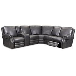 57003 Canterbury Left Arm Facing Reclining Loveseat