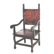 Dark Arm Yucatan Chair