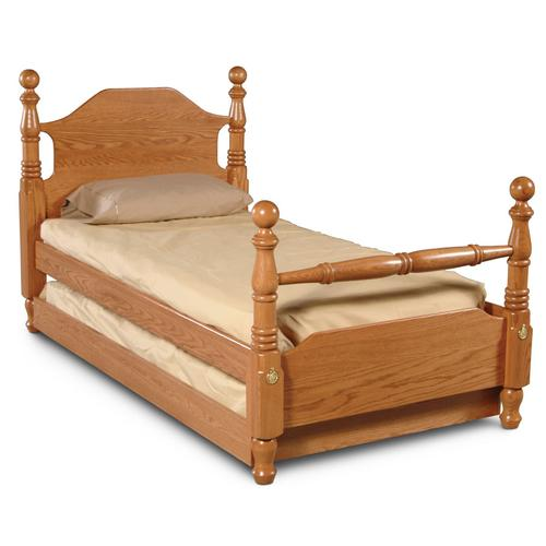 Cannonball Bed, Twin