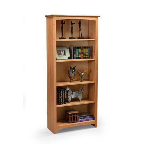 Gallery - Alder Bookcase 30 X 72