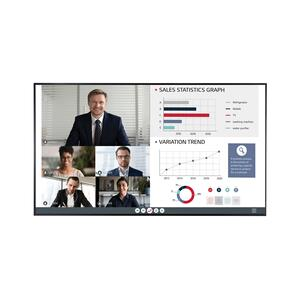 """Lg86"""" UH5F-H Series Slim UHD IPS Digital Signage with non-glare coating, webOS platform, Cisco & Crestron compatible & IP5x Certified"""