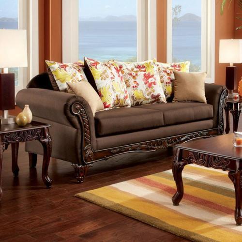 Furniture of America - Branford Sofa
