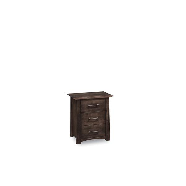 Naomi Nightstand with Drawers