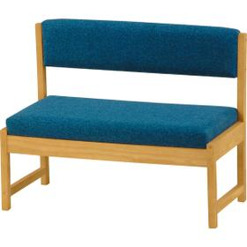 Small Bench With Back