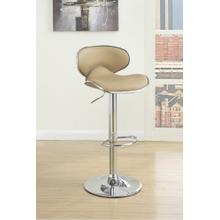 Aris Brown Bar Stool