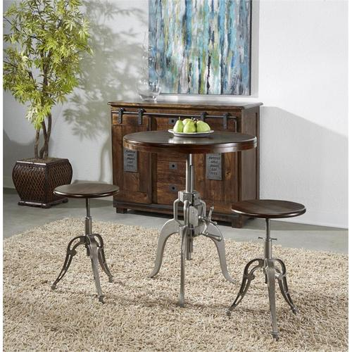 Adjustable Bistro Table 2 CTN