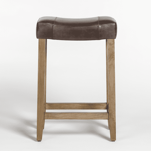 Knox Saddle Bar Stool
