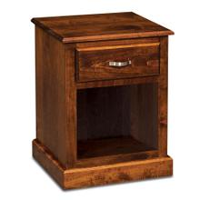 See Details - Augusta Nightstand with Opening