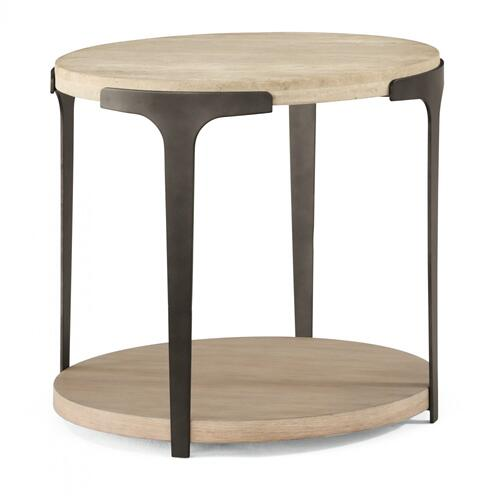 Omni Solid Lamp Table