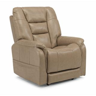 See Details - Theo Power Recliner with Power Headrest and Lumbar