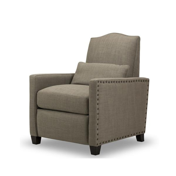 Brooke Recliner - Loft Grey