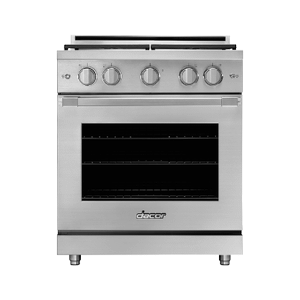"Dacor30"" Gas Pro Range, Color Match, Liquid Propane"