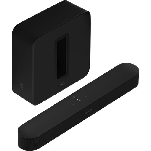 Gallery - Black- Entertainment Set