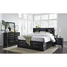 LINDA BLACK-BED
