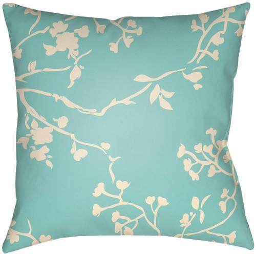"Chinoiserie Floral CF-006 18""H x 18""W"