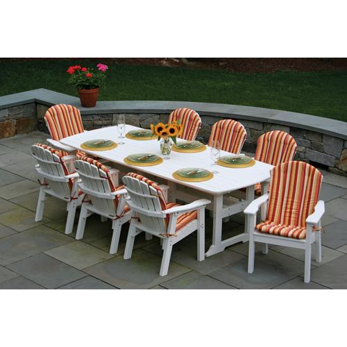 Seaside Casual - Portsmouth 42x100 Dining Table (096)