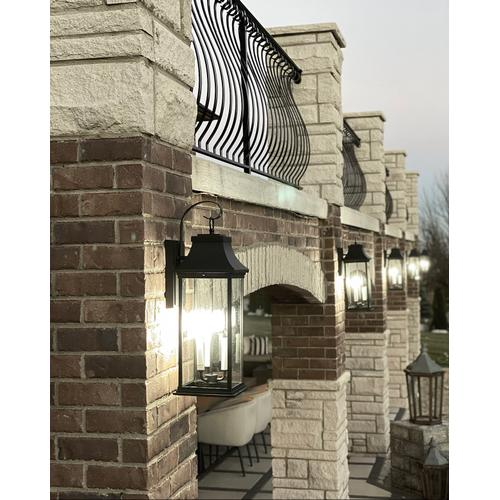 Maxim Lighting - Vicksburg 3-Light Large Outdoor Wall Sconce