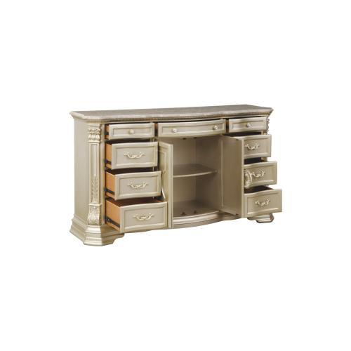 Dresser, Marble Top