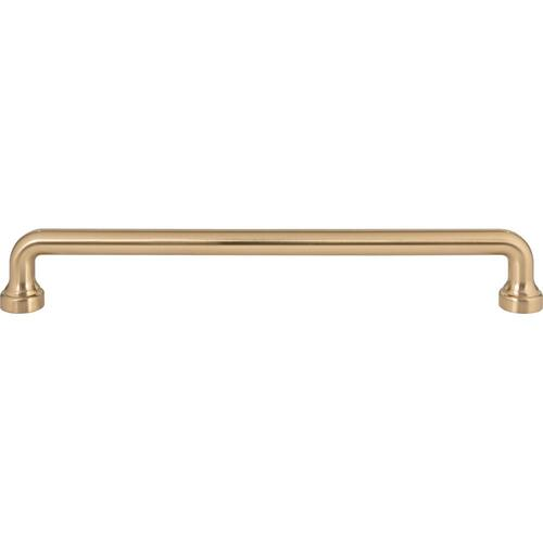 Malin Appliance Pull 18 Inch (c-c) - Warm Brass