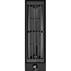 "200 series Vario 200 series downdraft ventilation Black control panel Width 5 7/8"" (15 cm)"