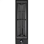 200 Series Vario Downdraft Ventilation 200 Series 15 Cm Black