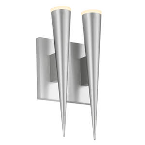 Micro Cone LED Double Sconce Product Image