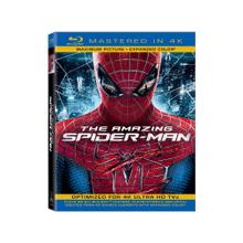 The Amazing Spider-Man (4K-Mastered) Blu-ray